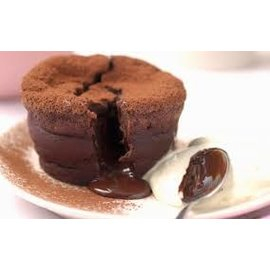 Chocolade moulleux