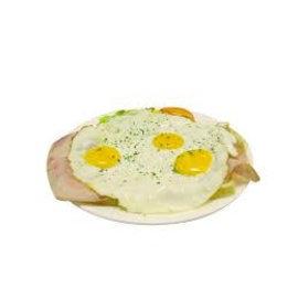Uitsmijter Ham