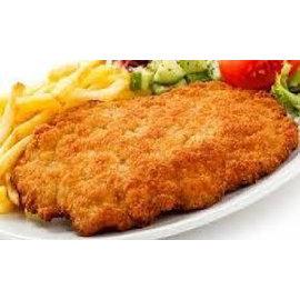Schotel Varkenshaasschnitzel