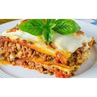 Bedrijfsmaaltijd Lasagne bolognese