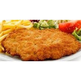 Bedrijfsmaaltijd Kipschnitzel