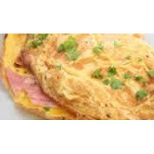 Omelet Ham