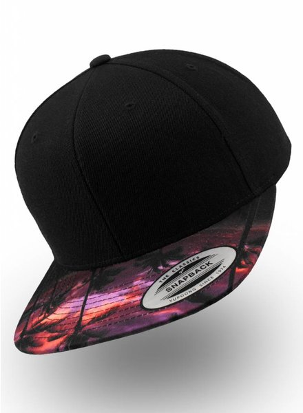 Flexfit by Yupoong Snapback Sunset