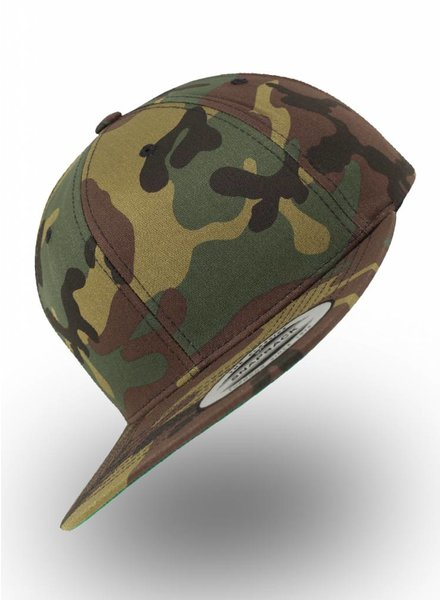 Flexfit by Yupoong Snapback Full Camo