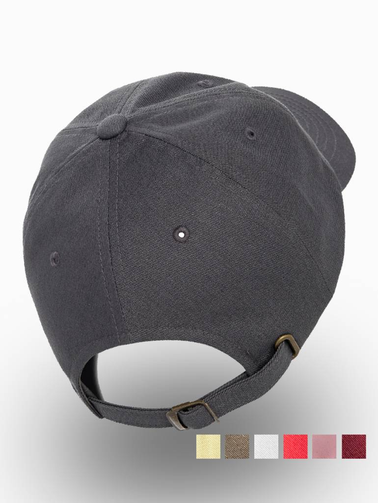Flexfit by Yupoong Dad Cap Dark Grey