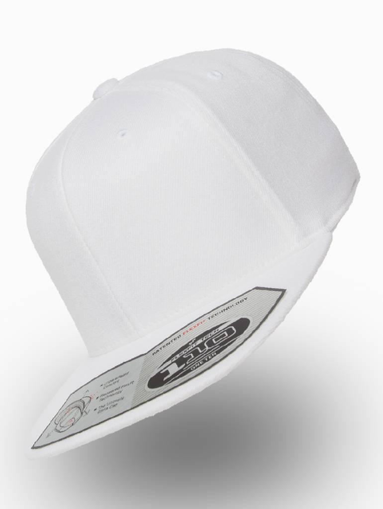 Flexfit by Yupoong Flexfit 110F Snapback Weiß