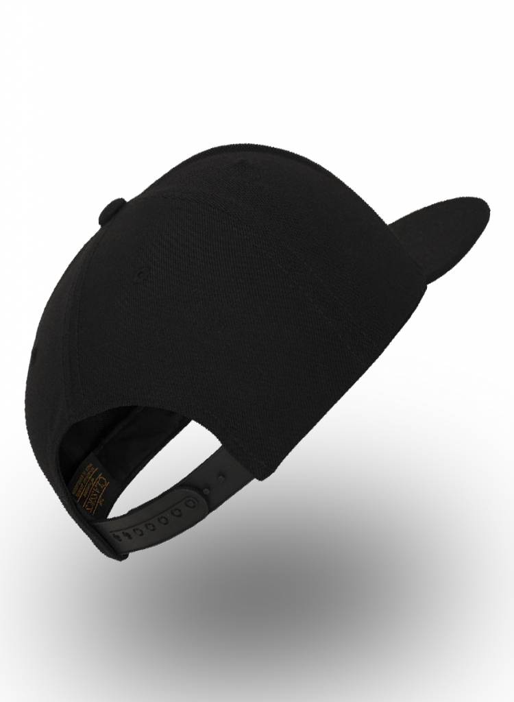 Flexfit by Yupoong Flexfit Snapback Full Black