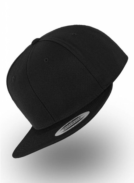 Flexfit by Yupoong Flexfit Snapback Full Black