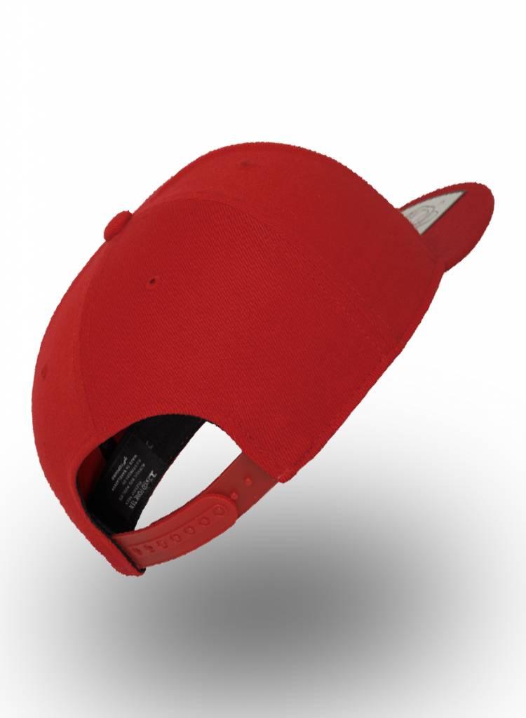 Flexfit by Yupoong Flexfit 110F Snapback  Rot