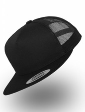 Flexfit by Yupoong Flexfit Truckers Cap Black