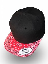 Flexfit by Yupoong Flexfit Snapback Red Bandana