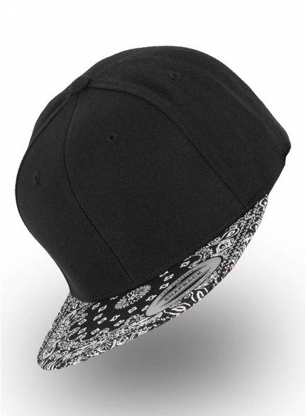 3f8d2c99d5701 Flexfit by Yupoong Flexfit Snapback Black Bandana