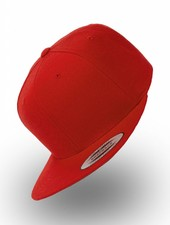 Flexfit by Yupoong Flexfit Snapback Rood