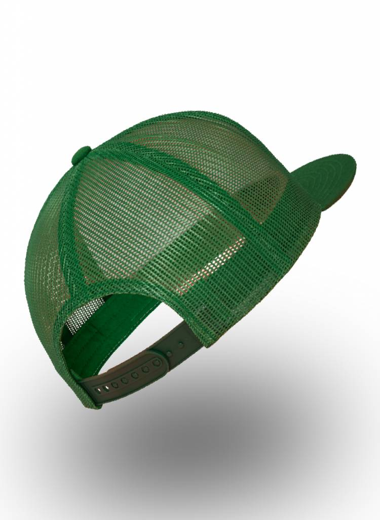 Flexfit by Yupoong Flexfit Truckers Cap Green