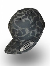 Flexfit by Yupoong Flexfit Snapback Grey Camo