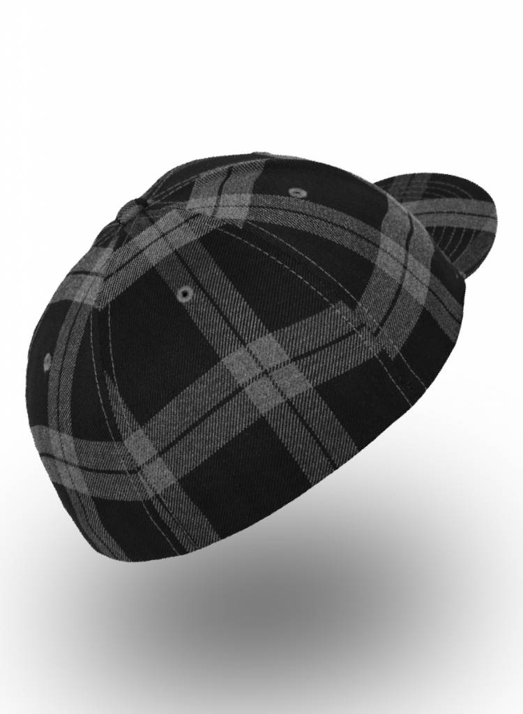 Flexfit by Yupoong Flexfit Tartan Plaid