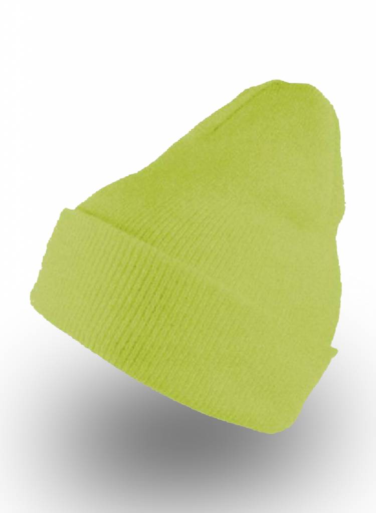 Flexfit by Yupoong Beanie Safety Green
