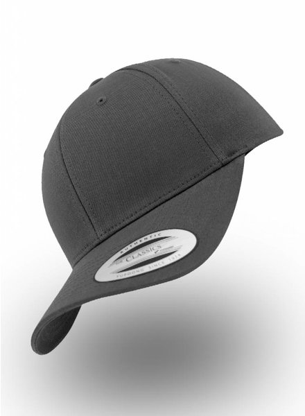 Flexfit by Yupoong Baseball cap Snapback Charcoal