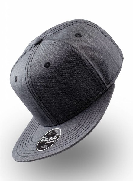Go Urban Snapback STAGE GREY (DARK)