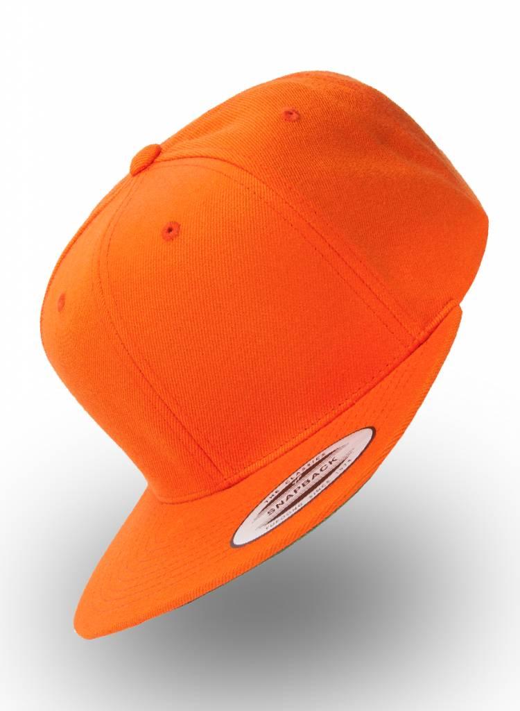 Flexfit by Yupoong Snapback Oranje