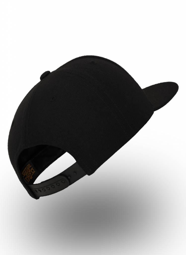 Flexfit by Yupoong Kinderpet Snapback Black (2-6)