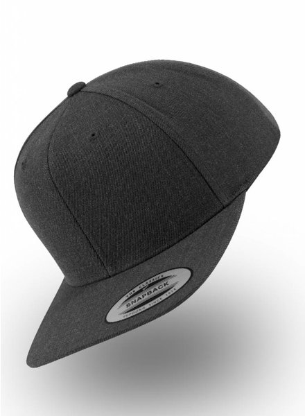 Flexfit by Yupoong Flexfit Snapback Full Dark Grey