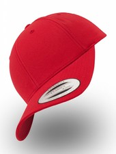 Flexfit by Yupoong Baseball cap Snapback Red