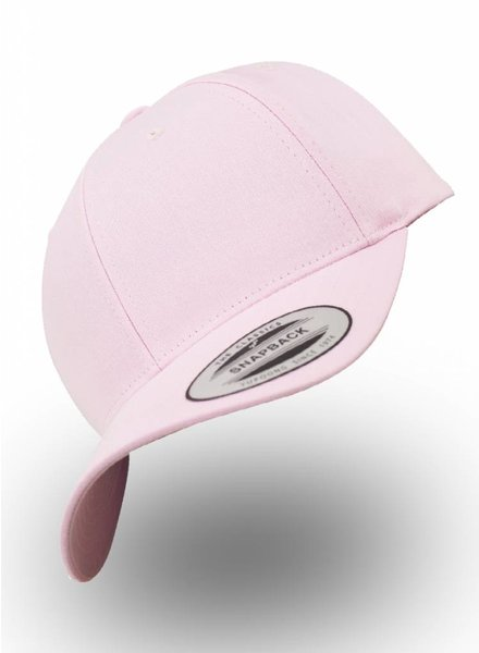 Flexfit by Yupoong Baseball cap Snapback Roze