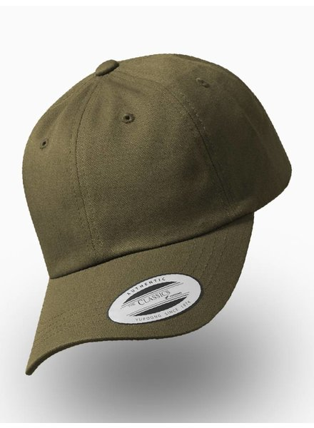 Flexfit by Yupoong Dad Cap Buck / Olive