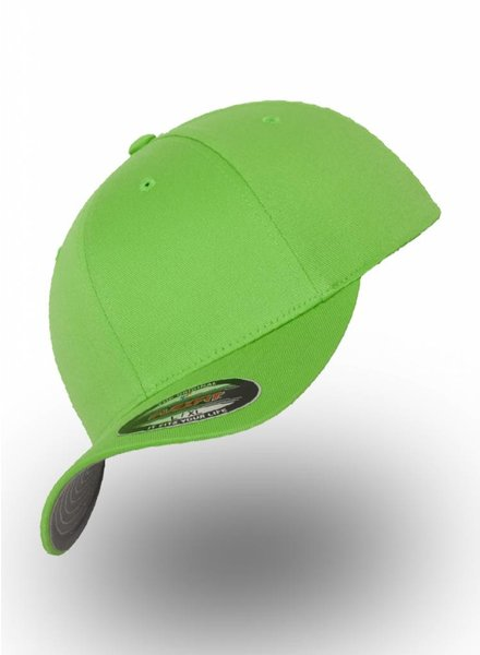 Flexfit by Yupoong Baseball Cap Fitted Fresh Green