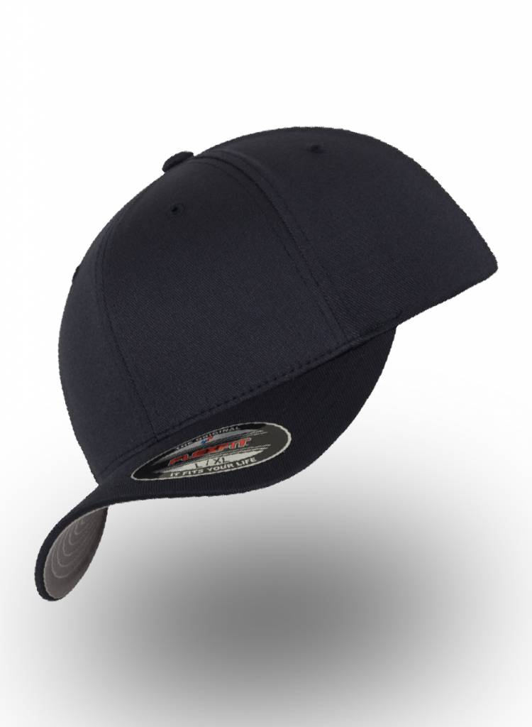 Flexfit by Yupoong Baseball Cap Fitted Dark Navy