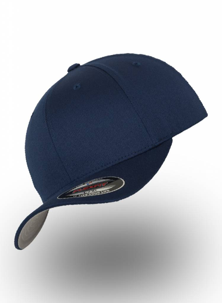 Flexfit by Yupoong Baseball Cap Fitted Navy