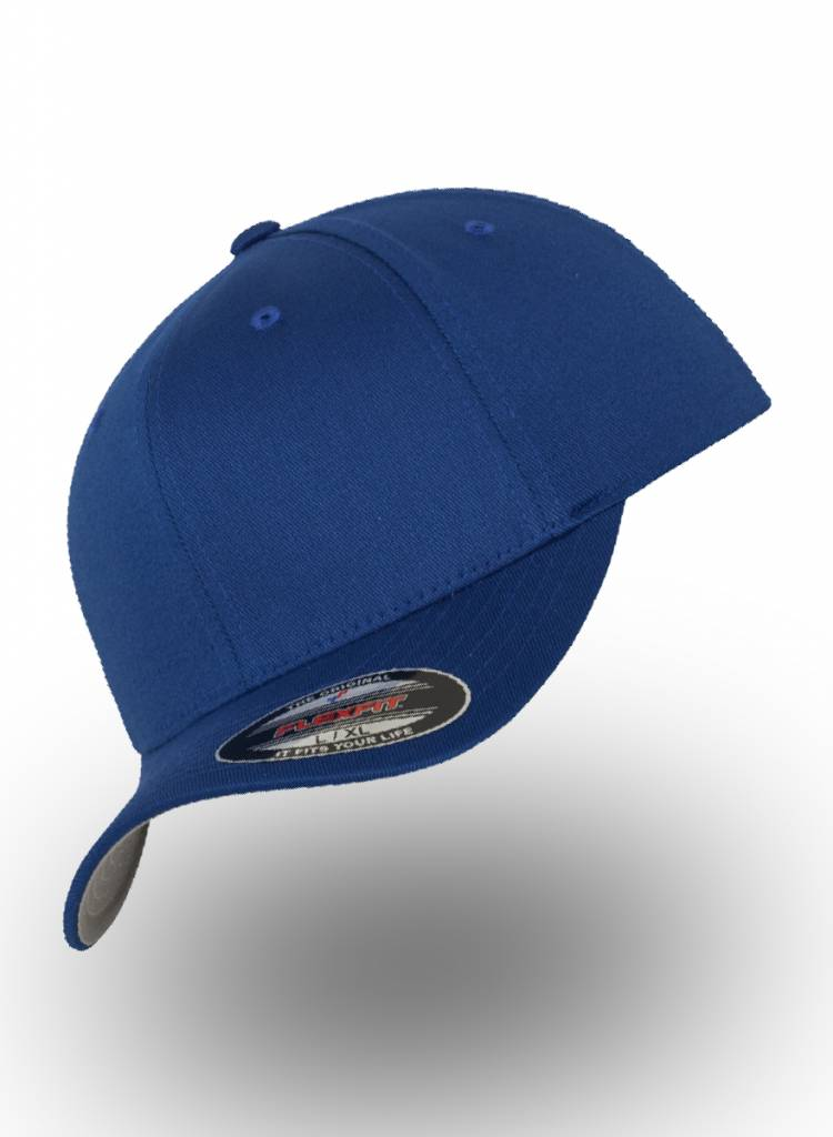 Flexfit by Yupoong Baseball Cap Fitted  Royal
