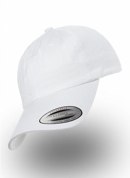 Flexfit by Yupoong Dad Cap white