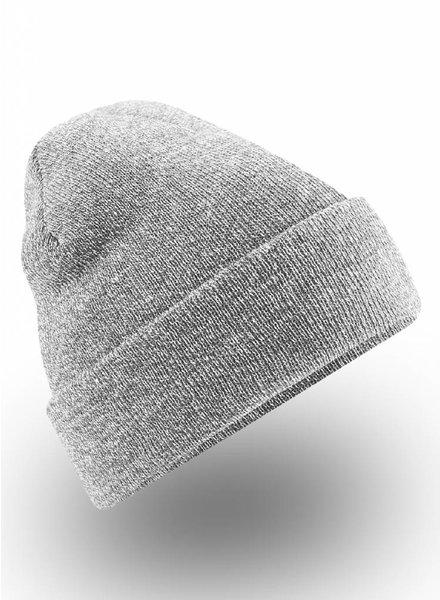 Beechfield Beanie Heather Grey