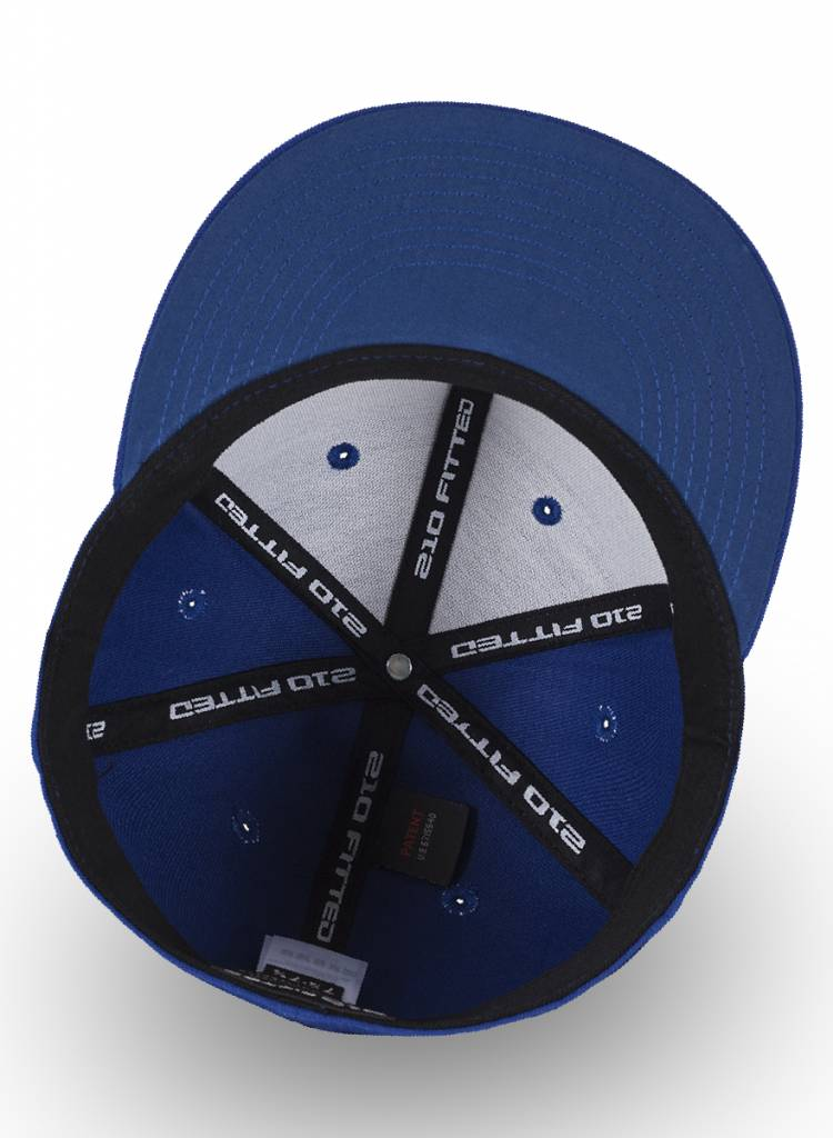 Flexfit by Yupoong Flexfit 210 Fitted Cap Royal Blue