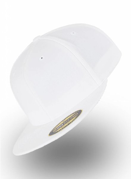Flexfit by Yupoong Fitted Cap White