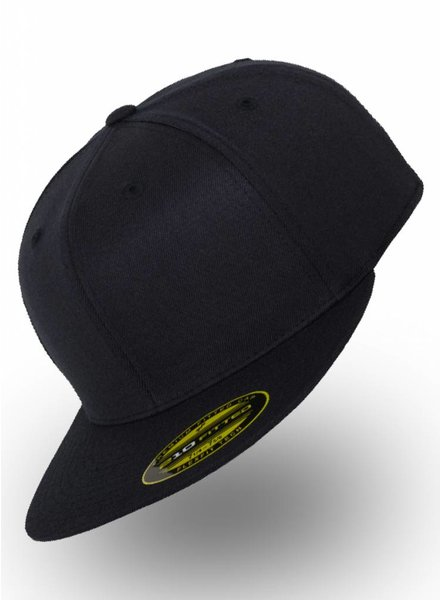 Flexfit by Yupoong Fitted Cap Donker Blauw