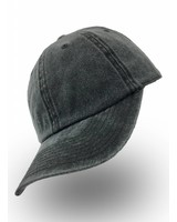 Go Urban Dad Cap Denim Black
