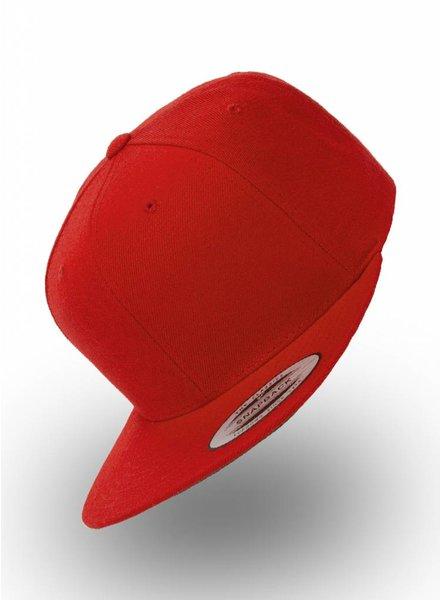 Flexfit by Yupoong Flexfit Snapback Full Red