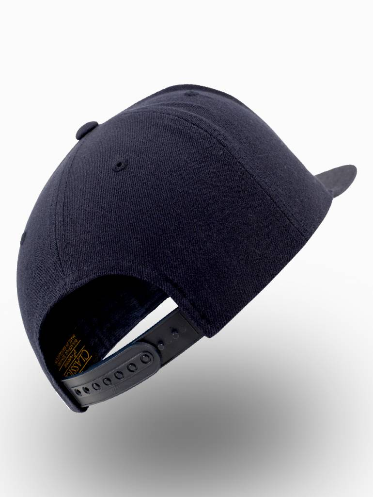 Flexfit by Yupoong Snapback Dark Navy
