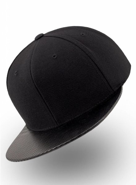 Flexfit by Yupoong Snapback Black Carbon