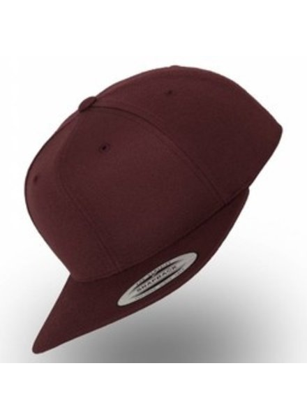 Flexfit by Yupoong Kids Classic Snapback Maroon