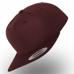 Flexfit by Yupoong Yupoong Classic Snapback Kids Maroon