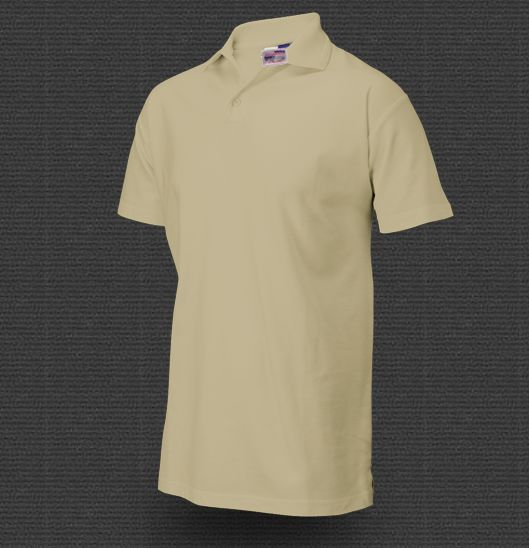 Tricorp Embroidered PoloLime