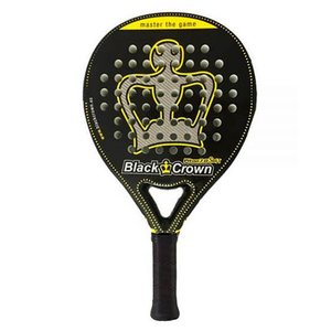 Black Crown Black Crown Piton 7.0 Soft Padelracket !! Ex-demo !!