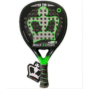 Black Crown Black Crown Piton Attack 12K 2020 Padel Schläger