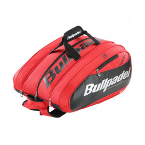 Bullpadel Paletero Bullpadel bag hack red
