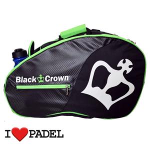 Black Crown Schwarze Krone Schwarz / Grün
