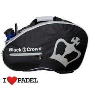 Black Crown Corona nera nera / argento